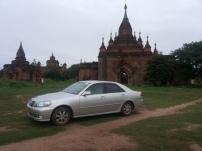 Sedan for Private Car Tour