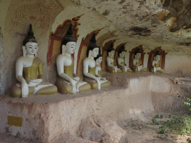 Hpo Win Daung Cave 1